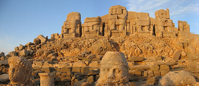 Nemrut Tours, Nemrut Mountain, Turkey Travel, Turkey Tours